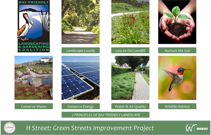 Green Streets Program