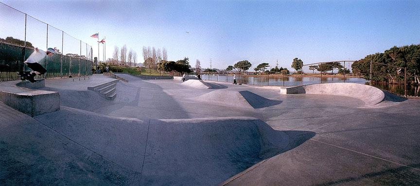 Monterey Skate Park